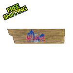 Margaritaville Surf School Directional Garden Sign
