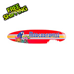 Margaritaville Surfboard Garden Sign