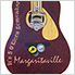 Guitar Bottle Opener Sign with Magnetic Cap Catcher