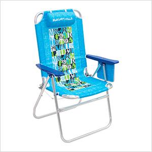 Turquoise Big Shot Beach Chair