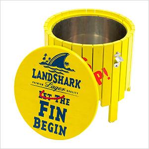 Landshark Beverage Cooler