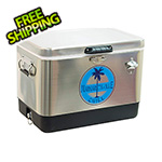 Margaritaville Chill 54 QT. Stainless Steel Cooler