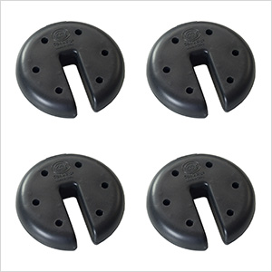 Pop-Up Canopy Weight Plates Pack