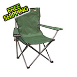 Quik Shade Green Quad Chair
