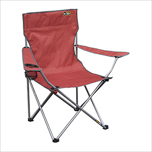 Red Quad Chair