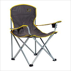 Grey Heavy Duty Quad Chair