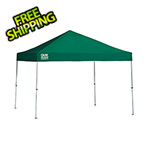 Quik Shade Green 10 x 10 ft. Straight Leg Canopy