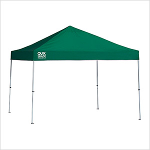 Green 10 x 10 ft. Straight Leg Canopy
