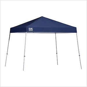 Twilight Blue 12 x 12 ft. Slant Leg Canopy