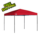 Quik Shade Red 10 x 10 ft. Straight Leg Canopy