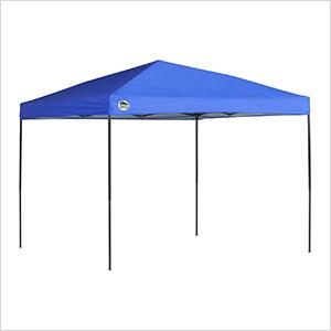 Blue 10 x 10 ft. Straight Leg Canopy