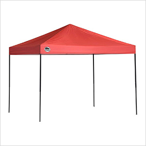 Red 8 x 10 ft. Straight Leg Canopy