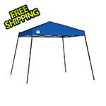 Quik Shade Blue 10 x 10 ft. Slant Leg Canopy
