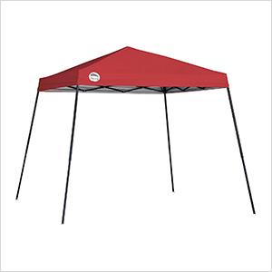 Red 10 x 10 ft. Slant Leg Canopy