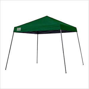 Green 12 x 12 ft. Slant Leg Canopy
