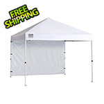 Quik Shade White 10 x 10 ft. Straight Leg Canopy