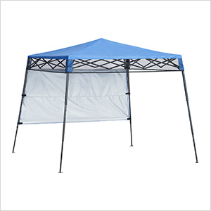 Regatta Blue 6 x 6 ft. Slant Leg Canopy