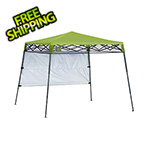 Quik Shade Bright Green 6 x 6 ft. Slant Leg Canopy