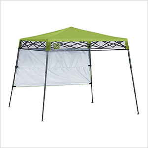 Bright Green 6 x 6 ft. Slant Leg Canopy