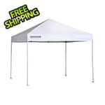 Quik Shade White 10 x 10 ft. Straight Leg Canopy