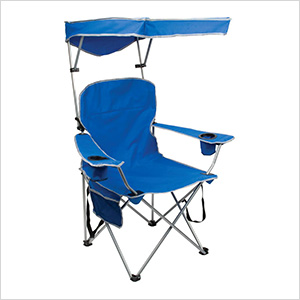 Royal Blue Full Size Shade Chair