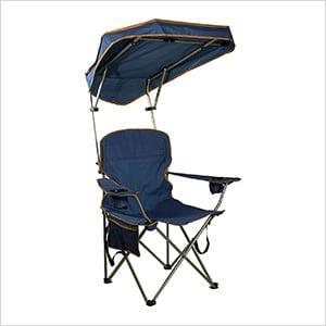 Navy Blue Max Shade Chair