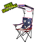 Quik Shade U.S. Flag Full Size Shade Chair