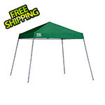 Quik Shade Green 10 x 10 ft. Slant Leg Canopy