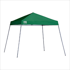 Green 10 x 10 ft. Slant Leg Canopy