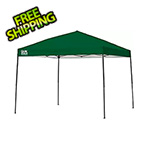 Quik Shade Green 10 x 10 ft. Straight Leg Canopy