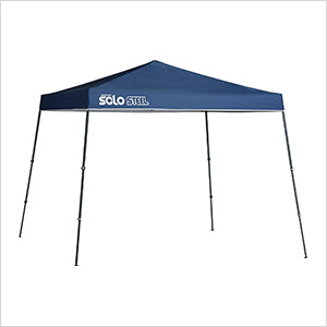 Midnight Blue 10 x 10 ft. Slant Leg Canopy