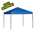 Quik Shade Blue 8 x 10 ft. Straight Leg Canopy
