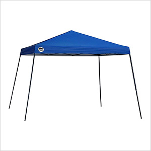Blue 12 x 12 ft. Slant Leg Canopy