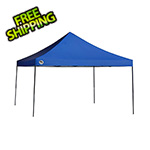 Quik Shade Blue 12 x 12 ft. Straight Leg Canopy
