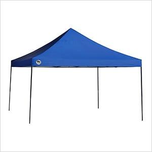Blue 12 x 12 ft. Straight Leg Canopy