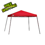 Quik Shade Red 12 x 12 ft. Slant Leg Canopy