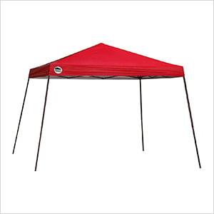 Red 12 x 12 ft. Slant Leg Canopy