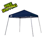 Quik Shade Twilight Blue 12 x 12 ft. Slant Leg Canopy