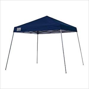 Twilight Blue 12 x 12 ft. Slant Leg Canopy