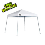 Quik Shade White 10 x 10 ft. Slant Leg Canopy