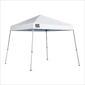 White 12 x 12 ft. Slant Leg Canopy