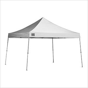 White 12 x 12 ft. Straight Leg Canopy