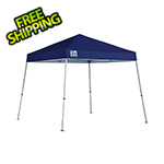 Quik Shade Twilight Blue 10 x 10 ft. Slant Leg Canopy