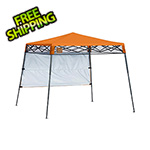 Quik Shade Russet Orange 6 x 6 ft. Slant Leg Canopy