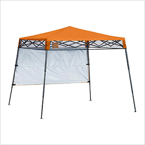 Russet Orange 6 x 6 ft. Slant Leg Canopy