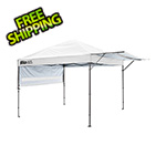 Quik Shade White 10 x 17 ft. Straight Leg Canopy