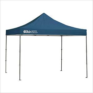 Midnight Blue 10 x 10 ft. Straight Leg Canopy