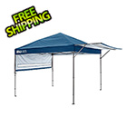Quik Shade Midnight Blue 10 x 17 ft. Straight Leg Canopy