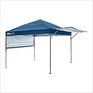 Midnight Blue 10 x 17 ft. Straight Leg Canopy