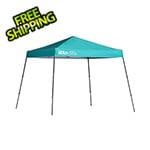 Quik Shade Turquoise 10 x 10 ft. Slant Leg Canopy